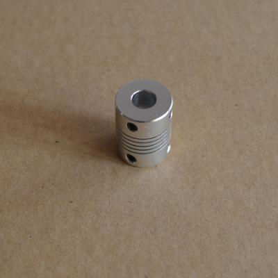 Flexible Coupling 6.35mm Shaft to Screws