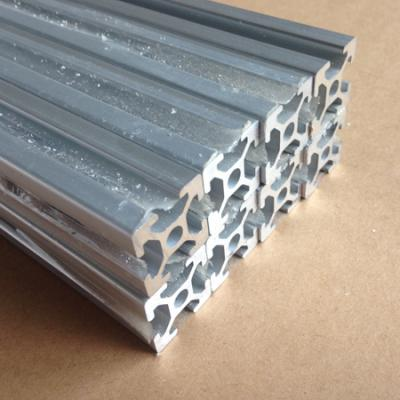 2020 Aluminum Profile color silver in Lengths