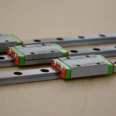 Hardend Steel MGN9 L350 Linear Rail with MGN9H Carriage