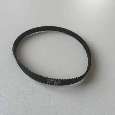 240mm 242mm or 244mm gt2 endless belt