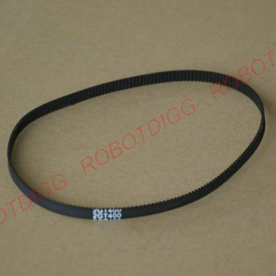 400mm 406mm long Closed-loop 2GT Belt