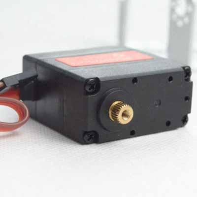 RDS3128 or RDS3135 Coreless Servo w/ Bracket