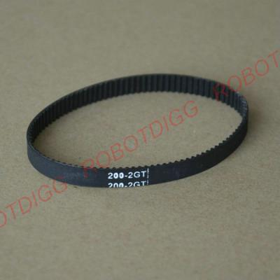 200mm 2GT 6mm, 9mm or 10mm endless belt