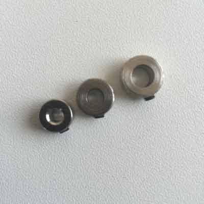 DIY motor shaft collar