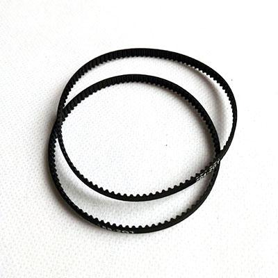 2mm or 3.5mm wide gt2 endless belt 188 to 208mm