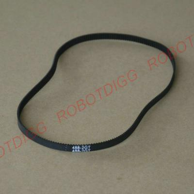 480mm 488mm 2GT endless belt