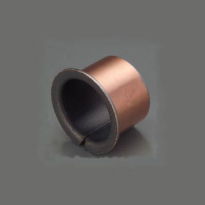 8mm id flanged self-lubricating bronze sleeve bushing