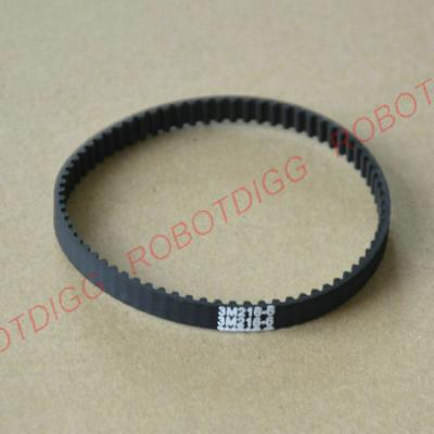 216mm, 219mm, 222mm or 225mm 3M endless belt