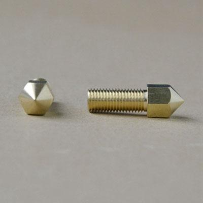 J-IN Nozzle 0.4mm M8 or M10 thread screw