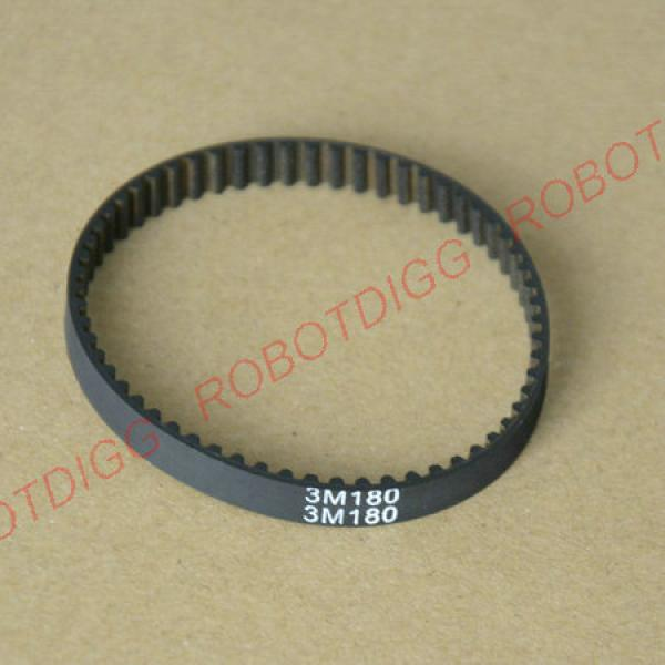 RobotDigg 270-3M-9 Endless HTD3M Belt 270mm Length 90 Teeth 3M Synchronous Belt 3mm Pitch 9mm Width HTD3M Closed Loop Timing Belt Pack of 10pcs