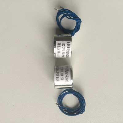ZYE1-P Round Holding Solenoid Electromagnet