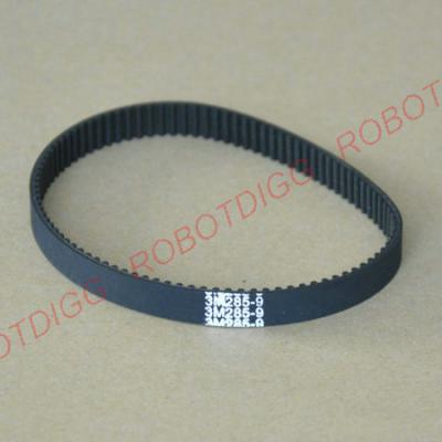 285mm, 288mm, 291mm, 294mm or 297mm HTD3M closed-loop belt