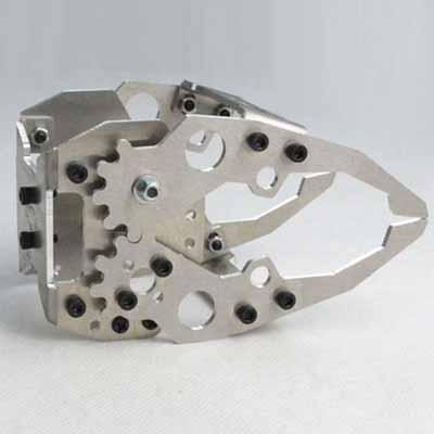 Aluminum robotic claw