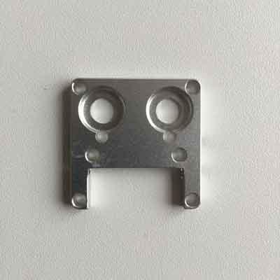 UM2 Extruder Holder Plate