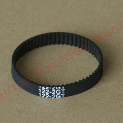 120mm, 122mm, 124mm, 126mm, 128mm  or 130mm 2GT endless belt
