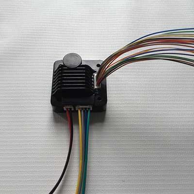 CANOpen protocol GECKO stepper controller