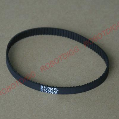 B105MXL, B106MXL, B107MXL, B108MXL or B109MXL endless belt