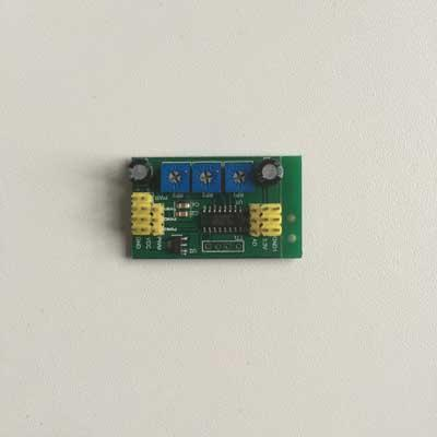 3-channel servo motor controller