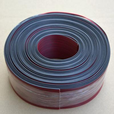 40P Red n Black 26AWG Flat Cable