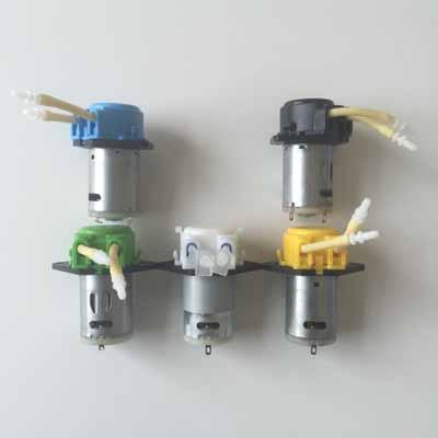 12V DC Peristaltic Pump