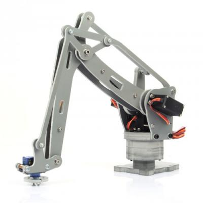 RDG460 4-axis or 4 DOF DIY robotic palletizer