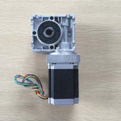 Heliostat worm gear nema23 or nema34 Stepper Motor