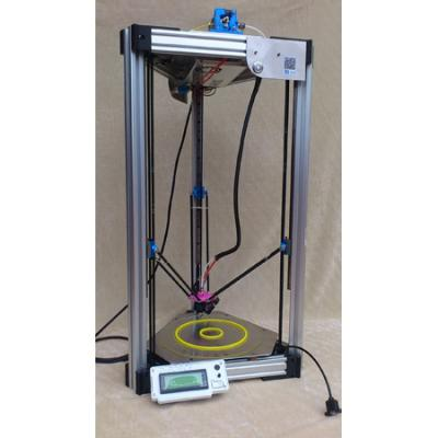Full-sized delta robot 3d printer Kossel RobotDigg