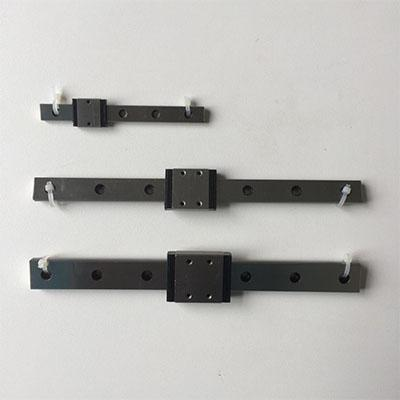 MGW9 Linear Rail and Carriage