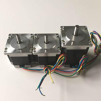 Changzhou origin low cost NEMA23 Stepper Motor