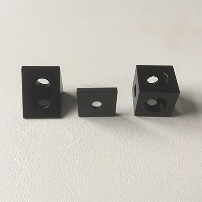 2020 aluminum profile connector n cover