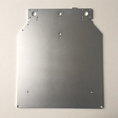 Aluminum plate for MK2B or UM2 heatbed