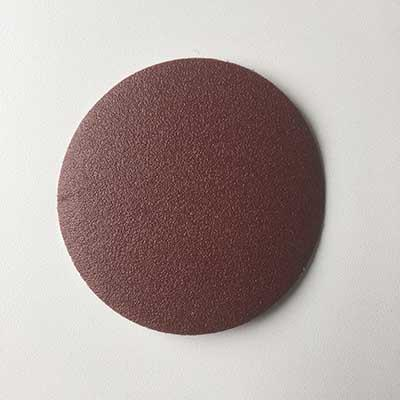 100mm diameter sail sand paper