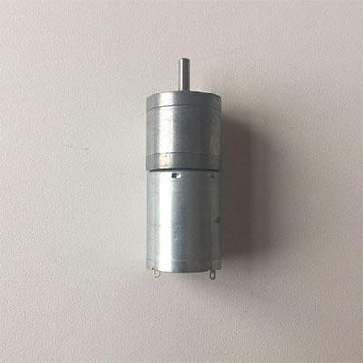 12VDC 370 Geared Motor