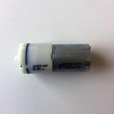 6VDC 370 Motor Micro Air Pump