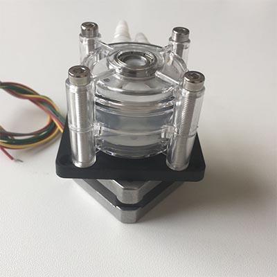 12V volume flow rate peristaltic pump