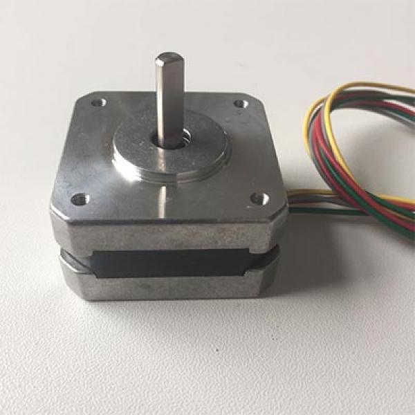 Nema17 Pancake Stepper Motor - RobotDigg