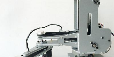 Open source controllable 4 Axis SCARA Arm Robot - RobotDigg