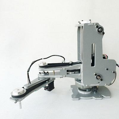 Open source controllable 4 Axis SCARA Arm Robot