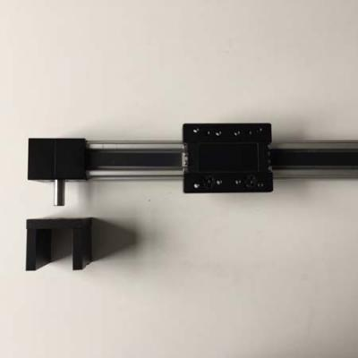 Robocults belt driven linear guides