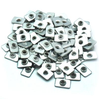 M5 or M3 Slim Pre-Assembly T Nut for 2020 Aluminum Profile