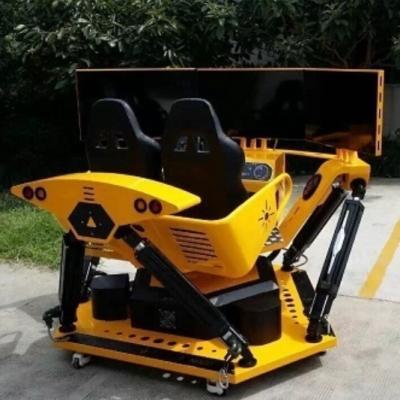 RoboCar 6DOF Amusement Motion Platform