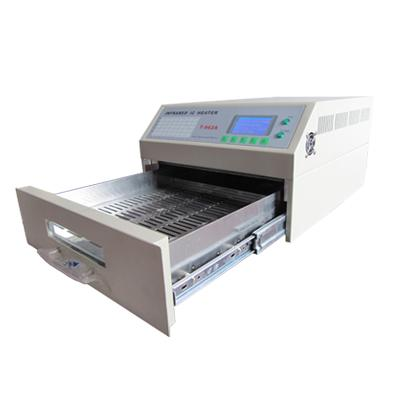 Soldering infrared heater benchtop reflow oven T-962A
