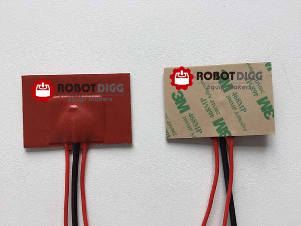 robotdigg silicone rubber heater