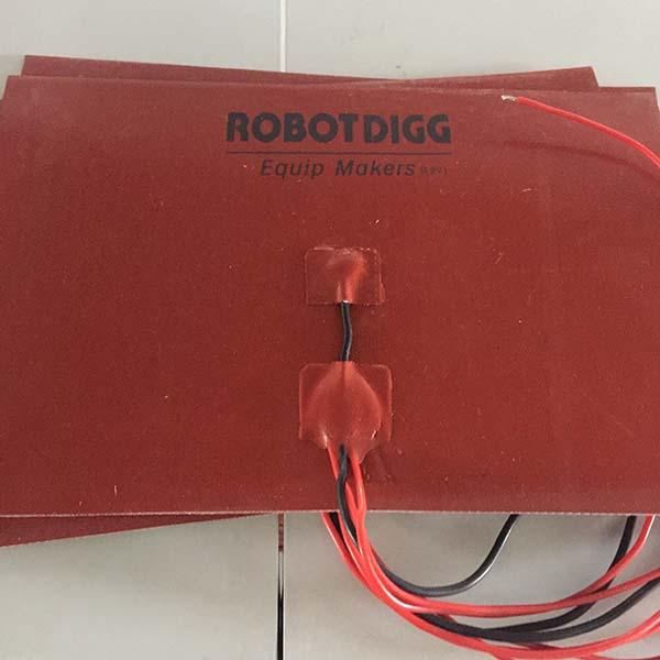 robotdigg silicone heater