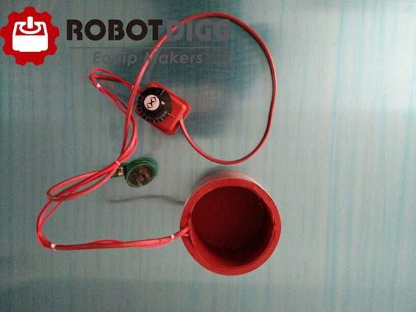 robotdigg silicone heater pad