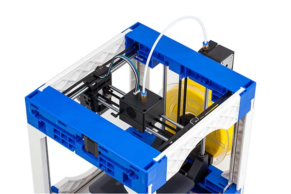 RoboMo modular 3d printer