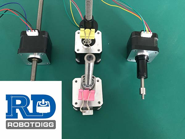 RobotDigg Stepper Motor Linear Actuator