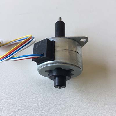 12v 35 Captive Or Non Captive Linear Pm Stepper Motor