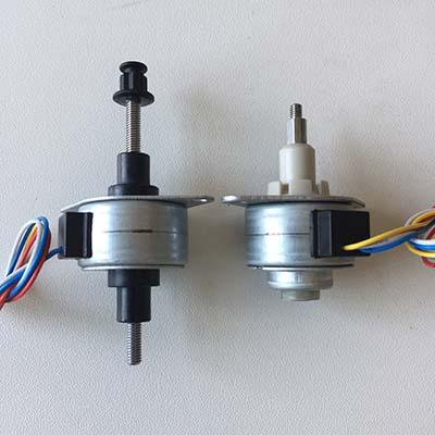 25 captive or non-captive linear pm stepper motor
