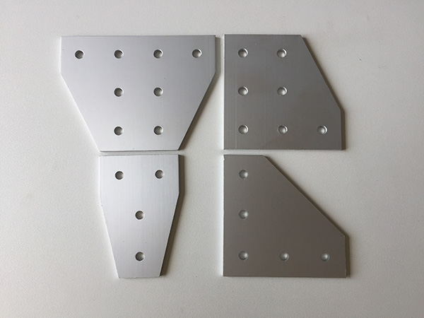 3030 or 3060 mounting plate